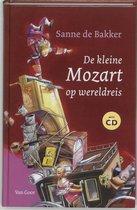 De Kleine Mozart Op Wereldreis Met Cd