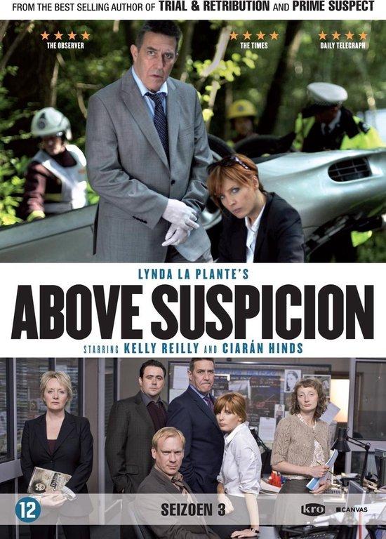 Cover van de film 'Above Suspicion'