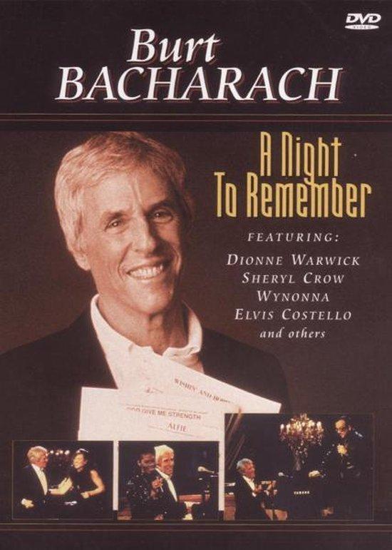 Cover van de film 'A Night To Remember'