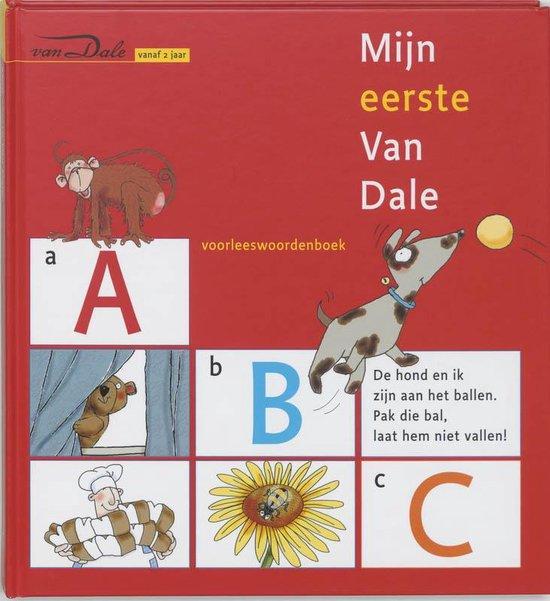Boek cover Mijn Eerste Van Dale van Liesbeth Schlichting (Hardcover)