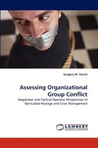 Assessing Organizational Group Conflict