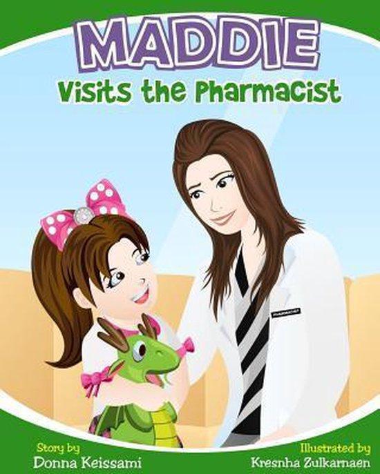 Maddie Visits the Pharmacist