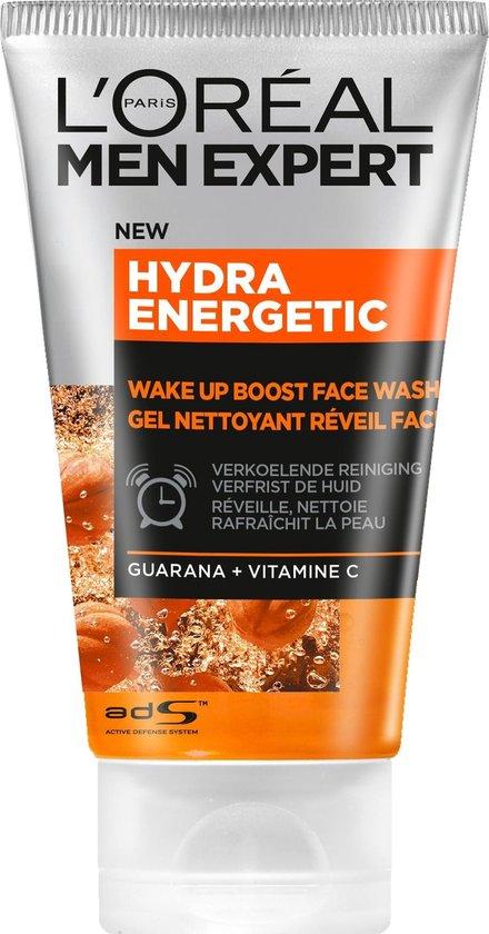 L'Oréal Men Expert Hydra Energetic Reinigingsgel - 150 ml