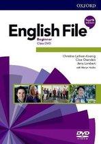 English File - Beginner (fourth edition) Class DVD