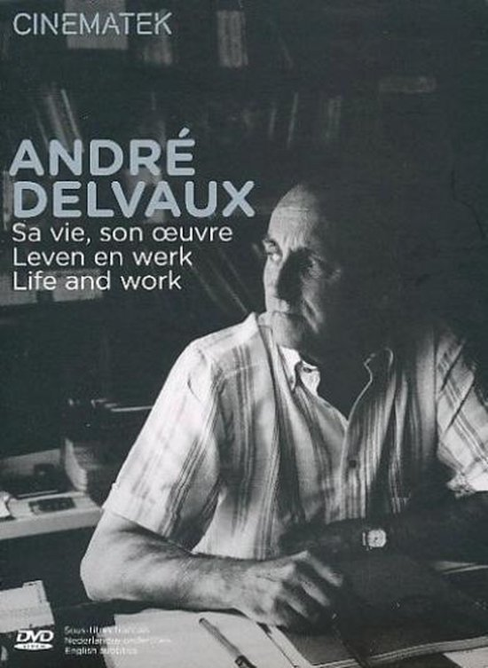 Cover van de film 'Andre Delvaux - Leven En Werk'