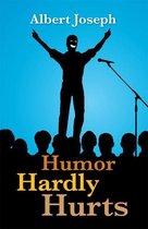 Omslag Humor Hardly Hurts