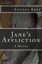 Omslag Jane's Affliction