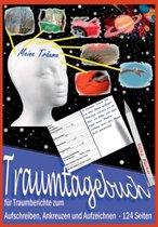 Traumtagebuch fur Traumberichte zum Aufschreiben, Ankreuzen und Aufzeichnen