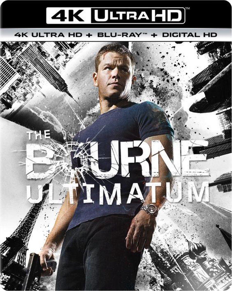 Bourne Ultimatum (4K Ultra HD Blu-ray)-