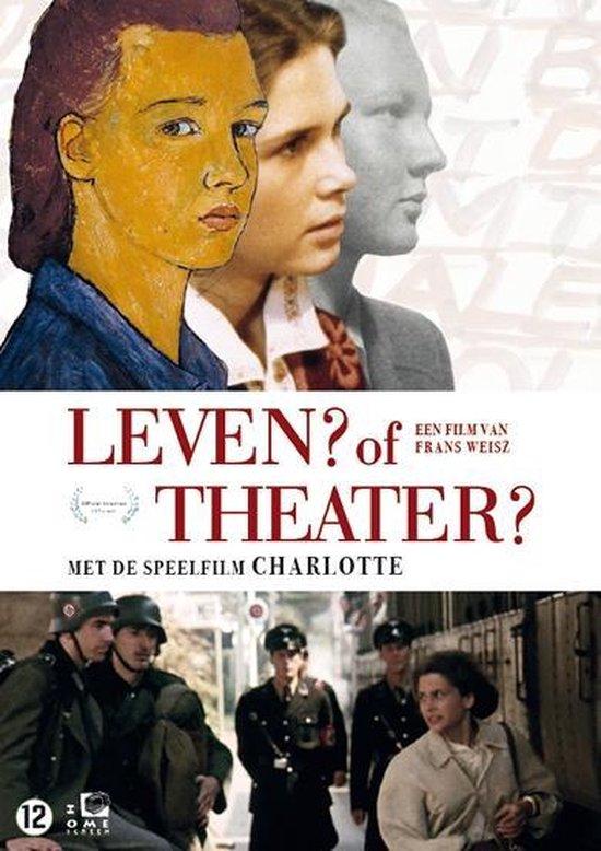 Cover van de film 'Leven? Of Theater?'