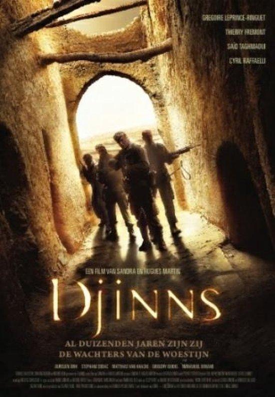 Cover van de film 'Djinns'