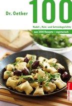 100 vegetarische Nudel-, Reis- und Getreidegerichte