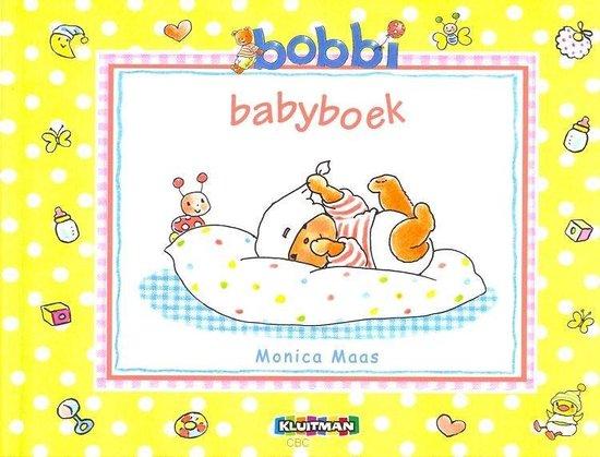 Cover van het boek 'bobbi babyboek'