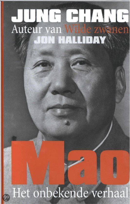 Mao, het onbekende verhaal - Jung Chang | Readingchampions.org.uk