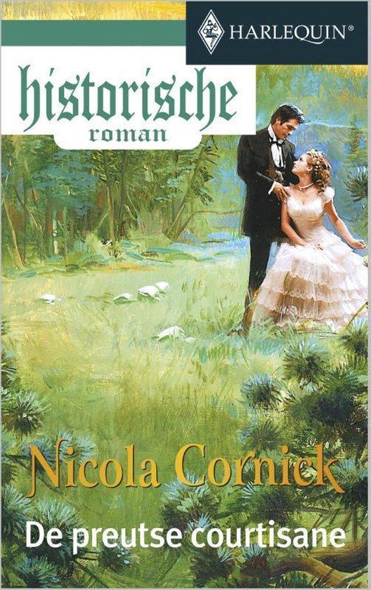 Harlequin- De preutse courtisane - Nicola Cornick pdf epub