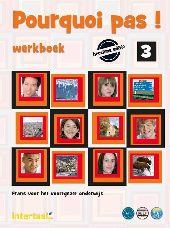 Pourquoi pas! (Nederlandse editie) 3 werkboek + online mp3's - Bosquet e.a. |