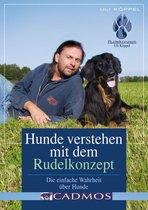 Boek cover Hunde verstehen Rudelkonzept van Uli Koppel