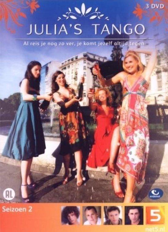 Cover van de film 'Julia's Tango'