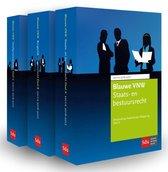 Educatieve wettenverzameling  -   Blauwe VNW (Verzameling Nederlandse Wetgeving)
