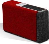 Promate StreamBox-XL Draadloze stereoluidspreker 7.5W Zwart, Rood