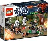 LEGO Star Wars Endor Rebel Trooper & Imperial Trooper Battle Pack - 9489