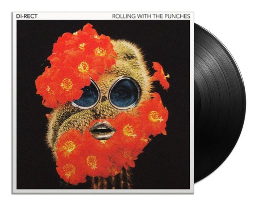 CD cover van Rolling With The Punches (LP) van Di-Rect