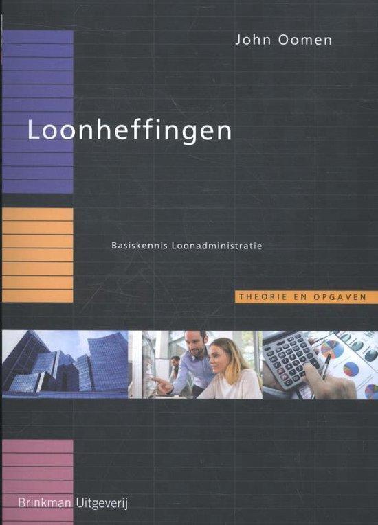 Basiskennis loonadministratie - A.J.M. Oomen  