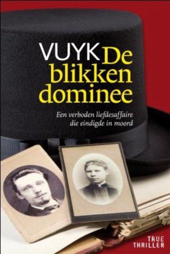 De blikken dominee - Simon Vuyk |