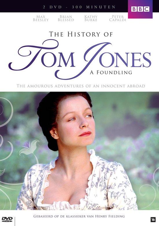 Cover van de film 'The History Of Tom Jones A Foundling'