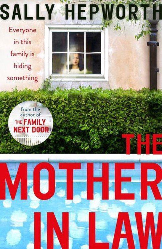 Boek cover The Mother-in-Law van Sally Hepworth