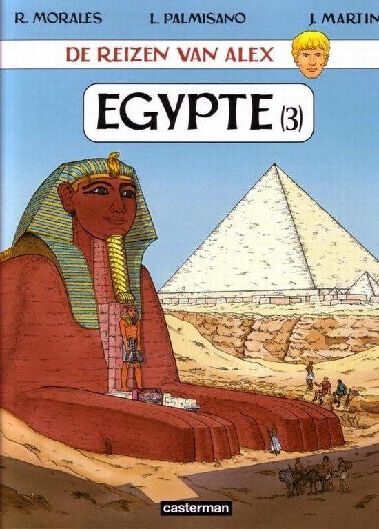 De reizen van Alex 003 Egypte - Jacques Martin pdf epub