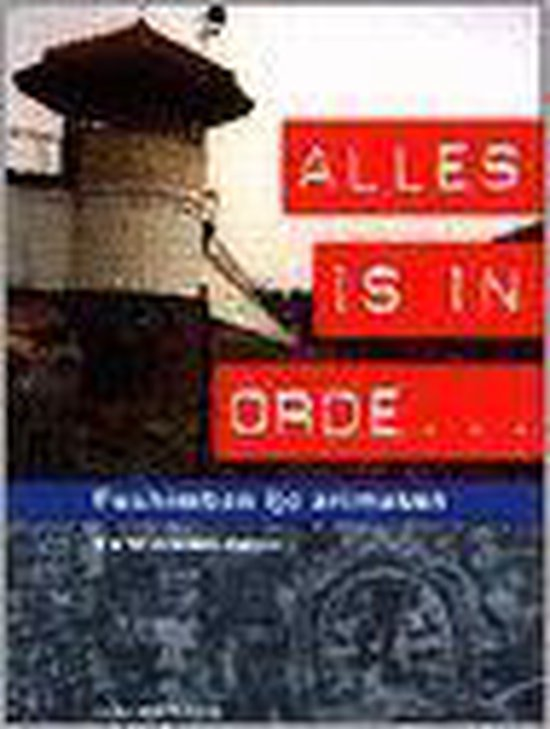 ALLES IS IN ORDE - Michielsen-Baljon E. pdf epub