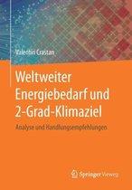 Weltweiter Energiebedarf Und 2-Grad-Klimaziel