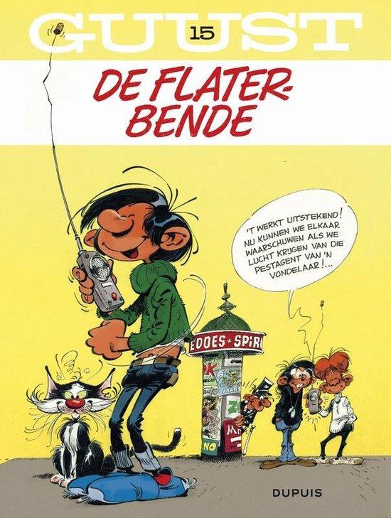 Guust Flater: 015 De flaterbende - André Franquin pdf epub