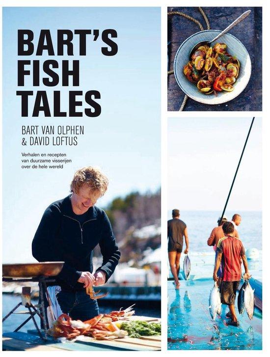 Bart's fish tales - Bart van Olphen |