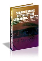 Search Engine Optimization Strategies - Part 2