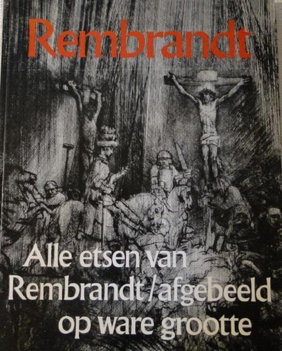 Alle etsen van Rembrandt - Gary Schwartz | Fthsonline.com