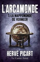 Omslag La Mappemonde de Vermeer