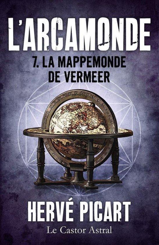 Omslag van La Mappemonde de Vermeer