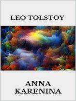 Boek cover Anna Karenina van Leo Tolstoy