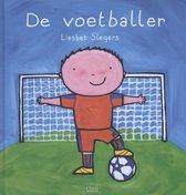 Prentenboek De voetballer