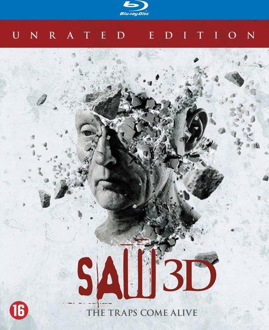 Cover van de film 'Saw 7 Real 3D'