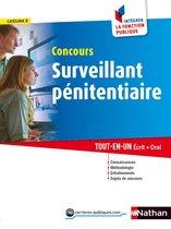 Concours Surveillant pénitentiaire - Catégorie C - Intégrer la fonction publique - 2015