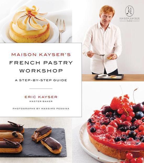 Boek cover Maison Kaysers French Pastry Workshop van Eric Kayser (Onbekend)