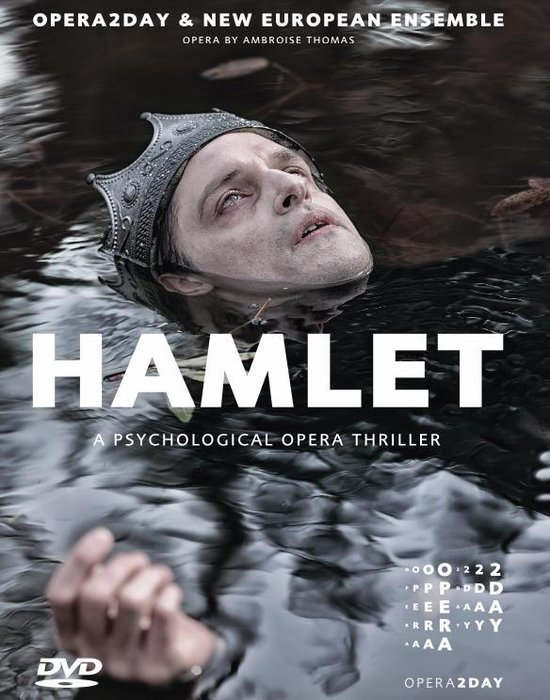DVD 'Hamlet' by OPERA2DAY