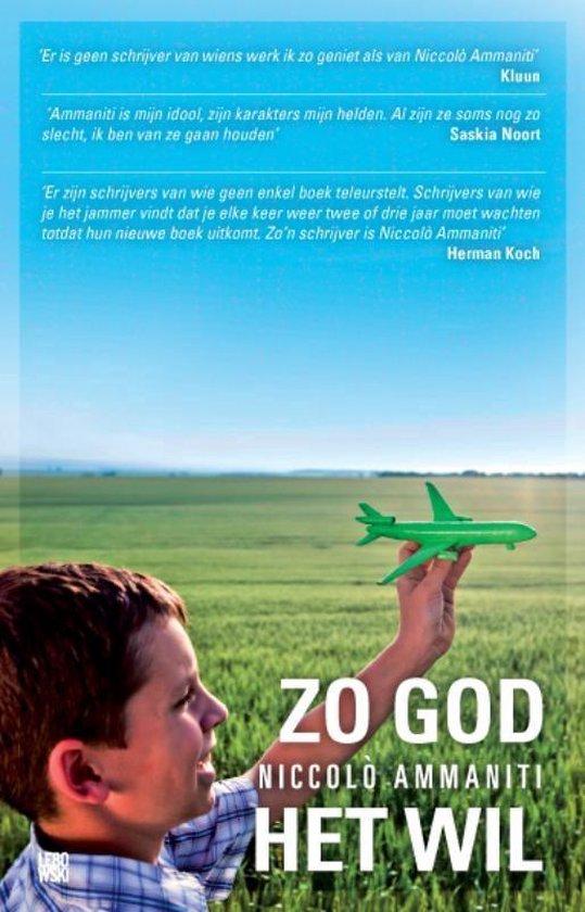Zo God het wil - Niccolo` Ammaniti   Fthsonline.com
