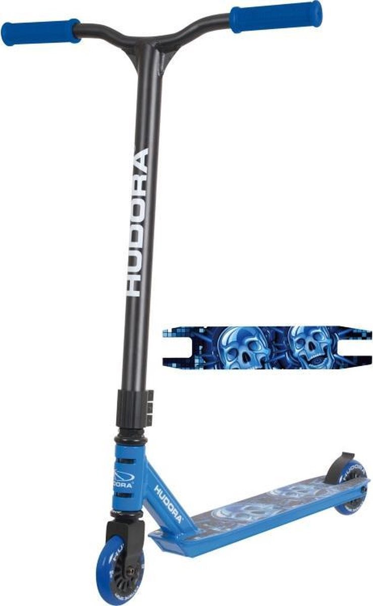 HUDORA stunt scooter 'XQ-12 - Step - Blauw