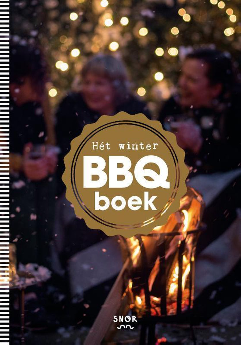 Het winter BBQ boek - Charlotte Fielmich