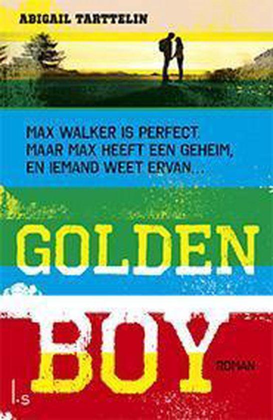 Golden boy - Abigail Tarttelin |
