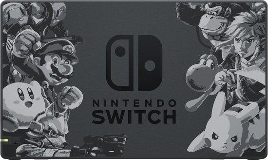 Nintendo Switch Console Super Smash Bros. Ultimate Bundel